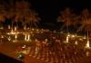 Noční výhled z pokoje Galle Face hotelu