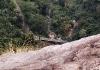 Pohled z vodopádu Diyaluma dolů