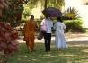 Rodinka s mnichem