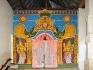 Chrám Buddhova zubu - vchod kamsi