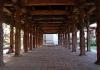 Chrám Buddhova zubu - stodola