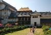 Chrám Buddhova zubu z vnitřní zahrady
