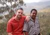 Já a tuk-tukář Sunil