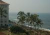 Výhled z pokoje Galle Face hotelu