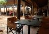 Gallery Café - venkovní posezení
