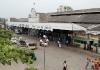 Vlakové nádraží v Colombo