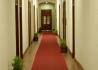 Chodba v Galle Face hotelu