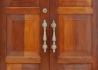 Krásné dřevěné dveře