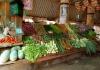 Stánek na tržišti v Galle